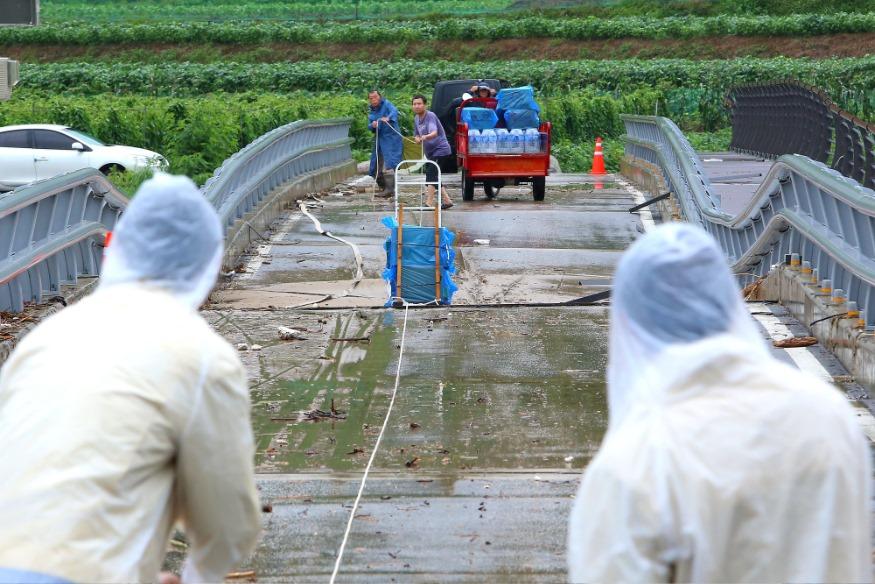 서화면 양지마을 생수 및 생필품 지원-피해가구 지원 총력 (5).JPG